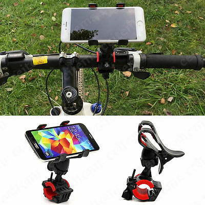 Universal Motorcycle MTB Bicycle Handle Bike Mount Holder for Cell Phone GPS KY
