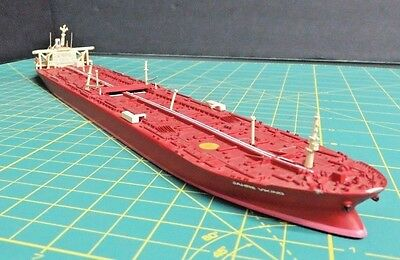 "Jahre Viking SX-196 Norwegian Tanker Largest Ship Ever 14"" Waterline 1:1250"
