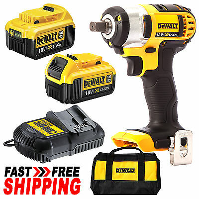 "Dewalt 18V Cordless GEN-II Compact 1/2"" Impact Wrench Combo Kit - DCF880"