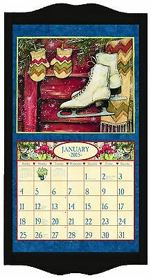 Lang Perfect Timing Lang Classic Black Diamond Calendar Frame 15 x 25.25 Inch...