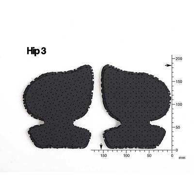 Motorcycle Forcefield Hip Armour UK Seller