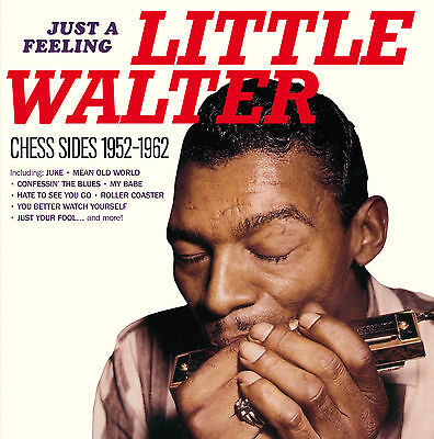 Walter Little Just A Feeling Chess Sides 1952-1962 Vinile Lp 180 Grammi Nuovo