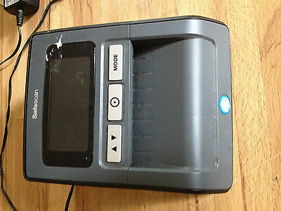 Safescan Auto Counterfeit Detector 155I Black. Counterfeit detection ^