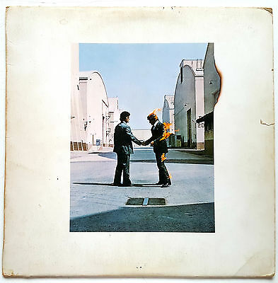 Lp Vinilo Pink Floyd Wish You Were Here (Spain 1975) 33 1/3 Rpm ��
