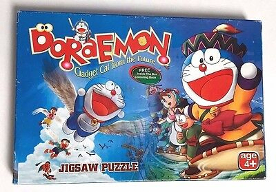 DORAEMON Gadget Cat From The Future JIGSAW PUZZLE Japanese Anime Ages 4+