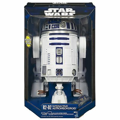 STAR WARS  R2-D2 Interactive Astromech Droid Robot ~ Voice Commands  NEW SEALED