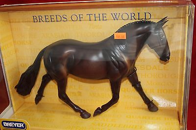 BREYER Tregoyd Journeyman #703 Cleveland Bay