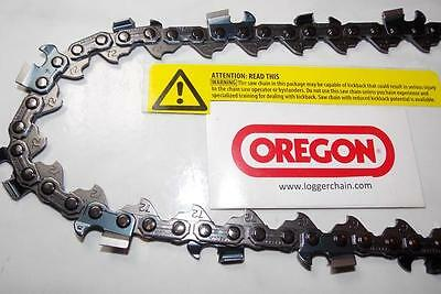 """1 Oregon 75CL135G 3//8 .063 GAUGE 135 DL 42/"""" chisel chainsaw chain SQUARE GROUND"""
