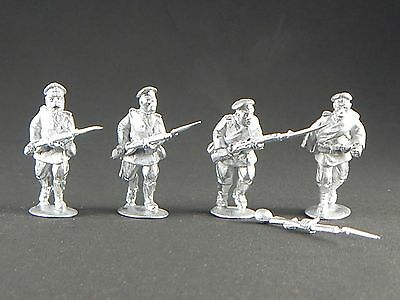 Footsore Miniatures WW1 Early War Russian Infantry Attacking (4)