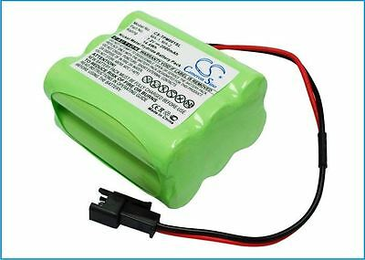 Replacement battery for Tivoli iPAL 2000mAh 7.2V CE & RoHS