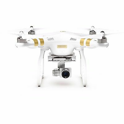 DJI Phantom 3 PRO 4K Quadcopter Drone Camera 2xBattery 8xPropellers