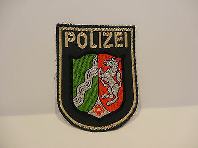 German Police Patch.