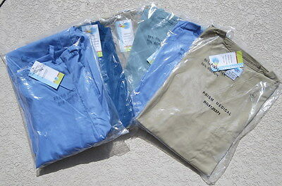 Medical Scrubs TOPS & BOTTOMS sold seperate Made by Prism NEW! 3 COLORS 5 SIZES