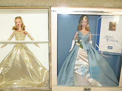 Golden Anniversary Barbie and Grand Entrance Barbie - NRFB