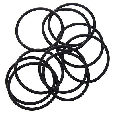 10 pcs 60mm x 3.5mm Mechanical Nitrile Rubber O Ring Oil Seal AD