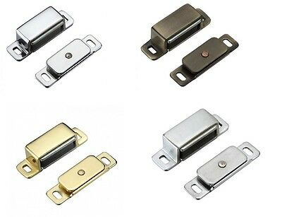 Zoo Heavy Duty Magnetic Cupboard Cabinet Door Latch Catch Magnet with 6kg Pull