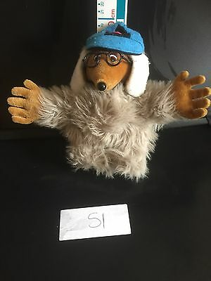 Vintage The Wombles  Womble Plush Soft Toy