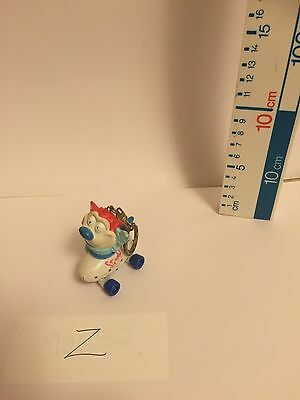 Ren And Stimpy Keyring Collectable Vintage Cartoon