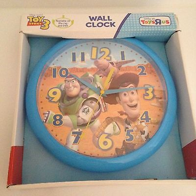 Toy Story 3 Wall Clock