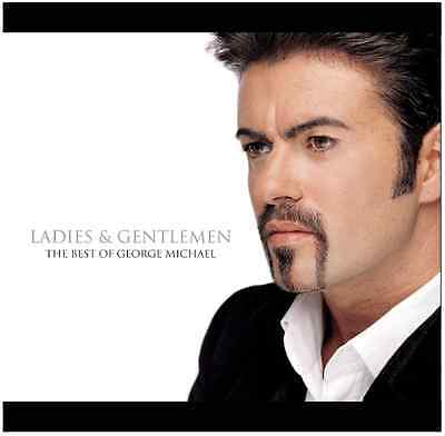 Ladies & Gentlemen: The Best of George Michael (2 CD Set) • NEW • and Best of
