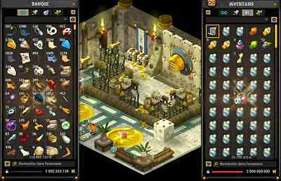 Kamas DOFUS 1€ le million serveur Agride