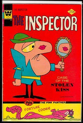 Whitman Comics The INSPECTOR #2 Pink Panther VG/FN 5.0