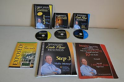 VARIOUS Russ Dalbey's Winning In The Cash Flow Business CD's DVD's BOOKS