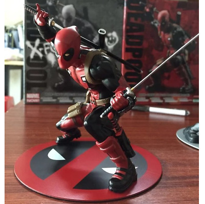 18cm ARTFX The Avengers X-Men Deadpool Wade Winston Wilson Action Figure Modèle