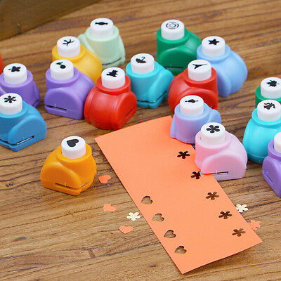 Hot 1Pc Paper Embossing Device Hole Punch Scrapbook Cut Card Creative DIY Tool
