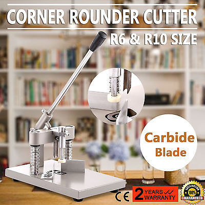 Corner Rounder Cutter PVC/Paper Large Punch Card Photo Craft MODERN TECHNIQUES