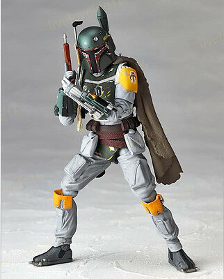 Star Wars Boba Fett Action Figure PVC 16cm Collectible Model Toy