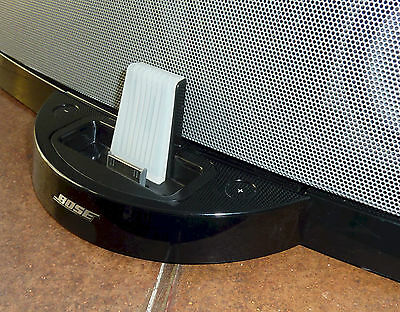 Bose SoundDock Series 1 Docking Adaptor Universal Cradle Upgrade  BLACK
