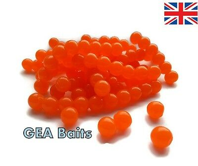 SOFT LURE 50 X Salmon Eggs Carp Fishing TROUT fly fishing Bait