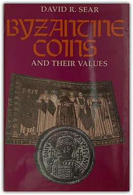 Byzantine Coins and their values -  David R. Sears