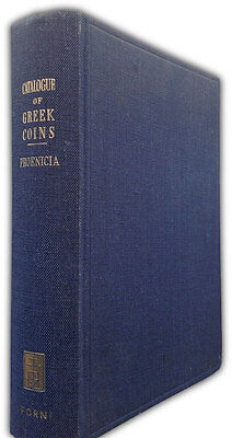 Catalogue of Greek Coins in the British Museum - Phonecia
