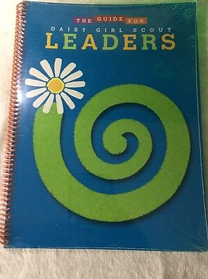 New Sealed The Guide for Daisy Girl Scout Leaders