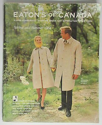 1964 Eaton's of Canada Spring and Summer Catalog