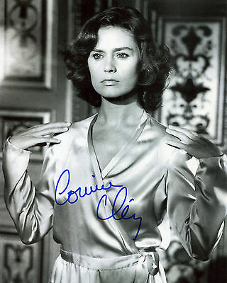 Corinne Clery - Corinne Dufour - Moonraker - Signed Autograph REPRINT