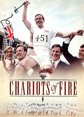 Nigel Havers - Lord Andrew Lindsay - Chariots of Fire - Signed Autograph REPRINT