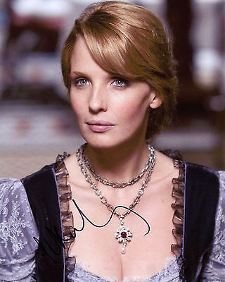 Kelly Reilly - Mary Watson - Sherlock Holmes - Signed Autograph REPRINT