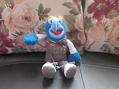 Collectable Disney'S Muppet Gonzo Beanie Theme Park Toy