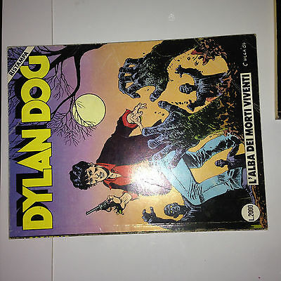Dylan Dog In Prima Ristampa N°1-2-3 + Seconda Ristampa N°1