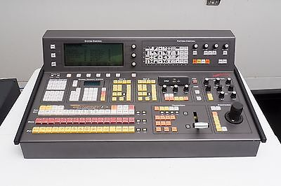 ROSS Synergy 1 Digital Production Switcher - Frame and control panel - SDI