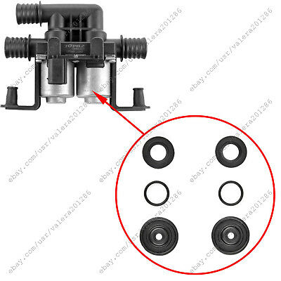 Heater Control Valve Repair Kit for BMW E70, E71, E72, F15, F16, F85, F86, E53
