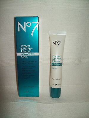 Boots No7 Protect And Perfect Intense Advanced Serum 30Ml