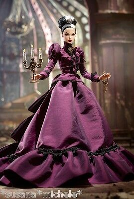 Barbie Haunted Beauty Mistress of the Manor Doll MINT IN SHIPPER NRFB SOLD OUT