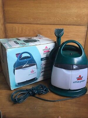 Bissell 1720-A Little Green Portable Deep Cleaner Clean Machine 1720 1720-1