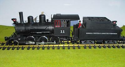 LGB 23191 Mogul 2-6-0 Black No11, MTS with sound unit, second hand G Gauge BOXED
