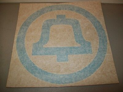 Vintage Bell telephone Decal