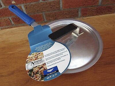 "New 4008 Vollrath Wear-Ever 8"" Saute Skillet Frying Pan & Poacher Nsf Certified"